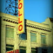 Apollo Vignette Poster