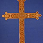 Apostle's Cross Poster