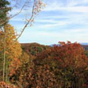 Appalachian Fall Poster