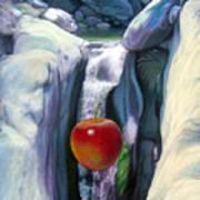 Apple Falls Poster