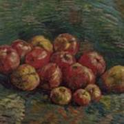Apples Paris, September - October 1887 Vincent Van Gogh 1853 - 1890 Poster