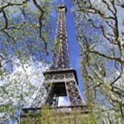 April In Paris Poster