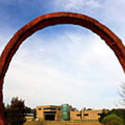 Arch Over Ncma Poster