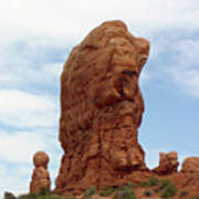 Arches Formation 27 Poster