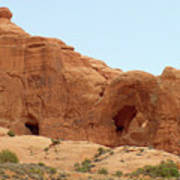 Arches Formation 29 Poster