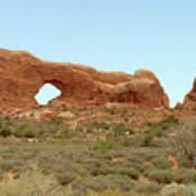 Arches Formation 34 Poster