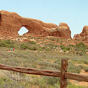 Arches Formation 35 Poster