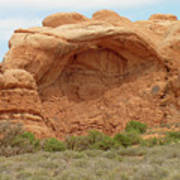 Arches Formation 36 Poster