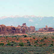 Arches National Park 19 Poster