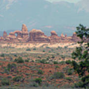 Arches National Park 20 Poster