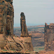 Arches National Park 5 Poster