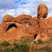 Arches National Park 8 Poster