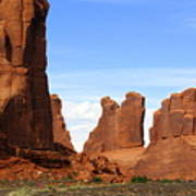 Arches Park 2 Poster