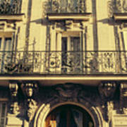 Architecture In Paris Poster