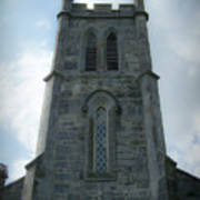 Ardcroney Church County Clare Ireland Poster