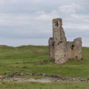 Ardvrek Castle 0947 Poster