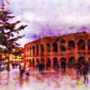 Arena Di Verona Poster