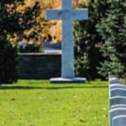 Argonne Cross Memorial Poster