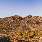 Arid Australian Panoramic Poster