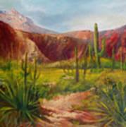 Arizona Beauty Poster by Robert Carver