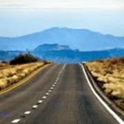 Arizona Highways Poster