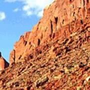 Arizona Sandstone Poster