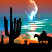 Arizona Skies Poster