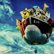 Arky  Noah's Ark Poster