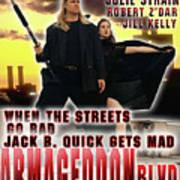 Armageddon Blvd.  Poster