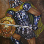 Armor Of God Ephesians  Poster
