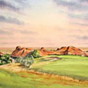 Arrowhead Golf Course Colorado Hole 3 Poster