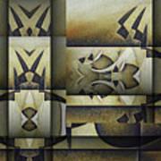 Art From The Klingon Homeworld Poster