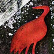 Art In Centennial Park Poster