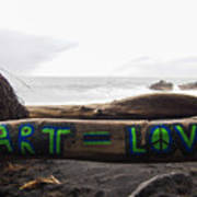 Art Love Poster