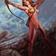 Artemis Diana Poster