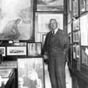 Arthur Conan Doyle Poster