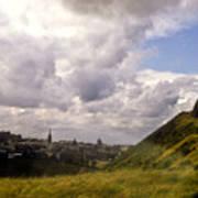 Arthurs Seat Edinburgh Poster