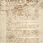 Articles Of Confederation Poster