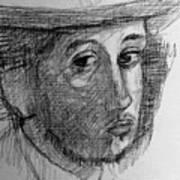 Artist Degas  Poster