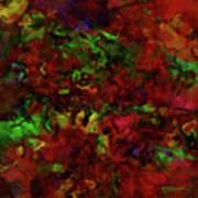 Artists Foliage Poster