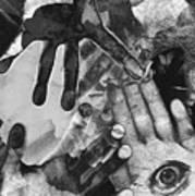 Artist's Hands Poster