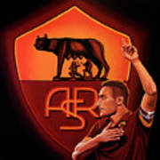 As Roma Painting Poster