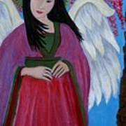 Asian Earthangel Tuyen Poster