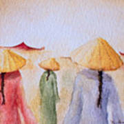 Asian Elegance Poster
