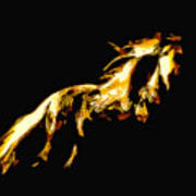Asian Stallion Poster