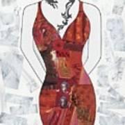 Asian Woman Poster
