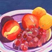 Assorted Fruit Poster