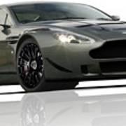 Aston Martin Lmv/r Poster