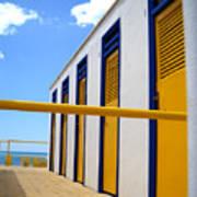 At The Seashore 3 Poster