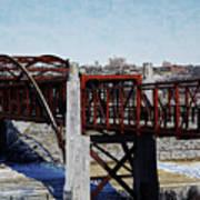 At Three Bridges Park Poster